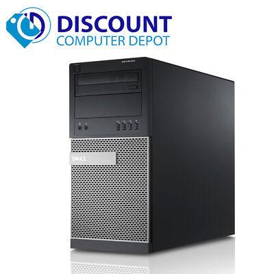Dell Optiplex 7010 Core i5 Desktop Computer Windows10 PC Tower HD 8GB 250GB Wifi