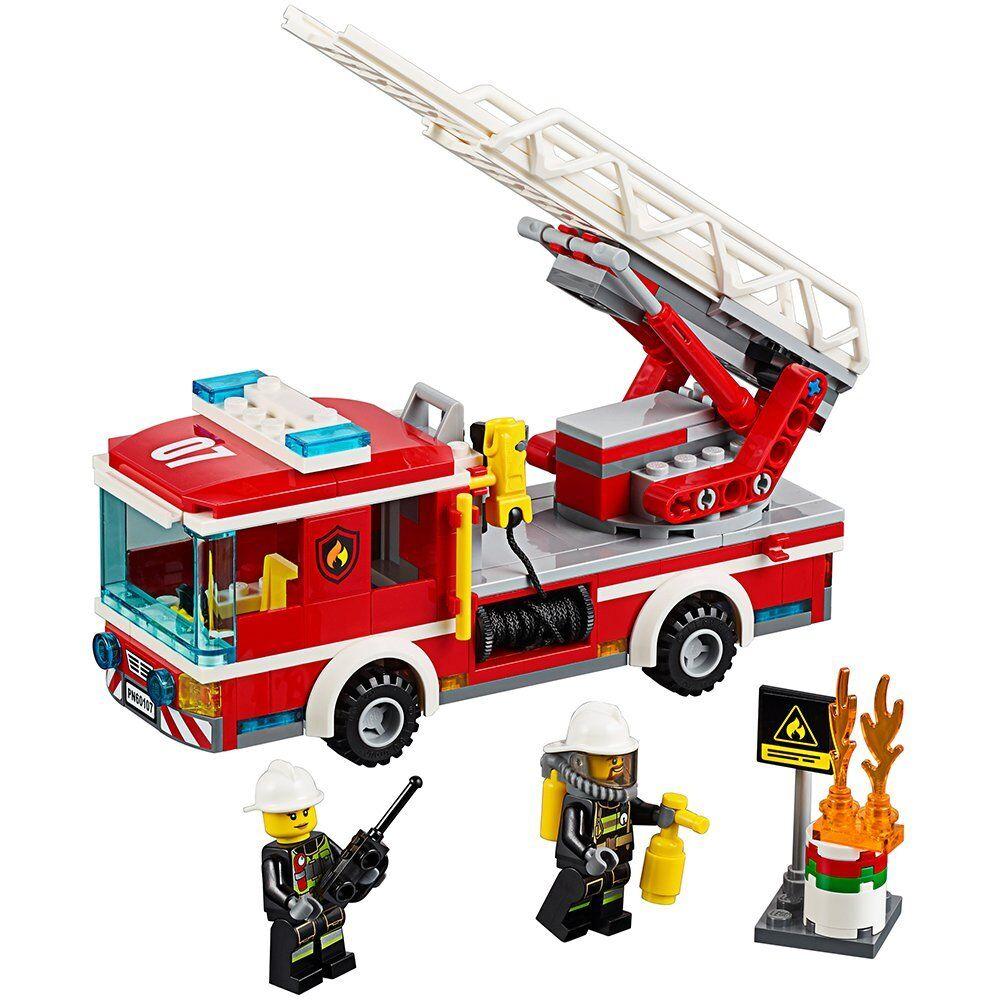 LEGO City Fire Ladder Truck 60107 LEGO City building toys Gi