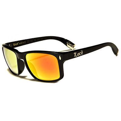 a830efed9f5 Mens LOCS Sunglasses Sports Gangster Glasses Biker Dark Shades Super ...
