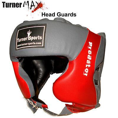 TurnerMAX Casco Protector Cara Cabeza Kick Boxing segunda mano  Embacar hacia Mexico