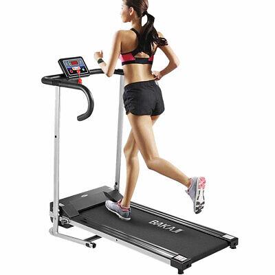 Tapis Roulant Elettrico Pieghevole Professionale Velocita 10km/h Cardio Palestra
