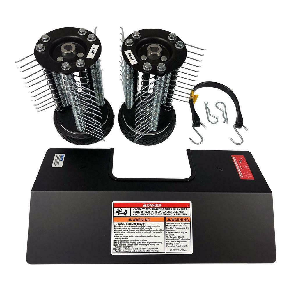 Dethatcher Kit for Honda FG110 Tiller Garden Cultivator Atta