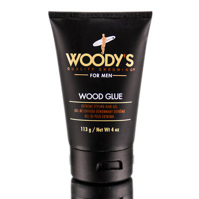 Extreme Styling Gel (Woody's Wood Glue Extreme Styling Hair Gel)