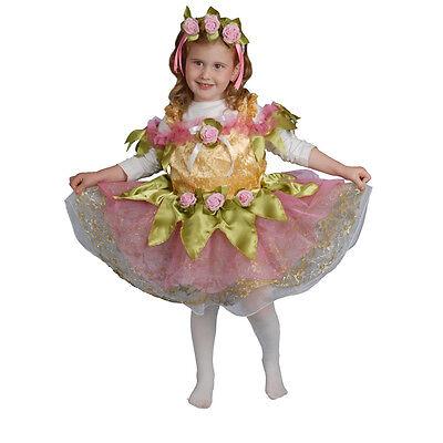 Dress up America Little Girl Ballerina Costume For Childern