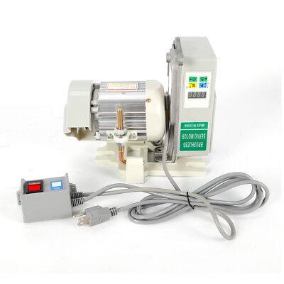 Industrial Sewing Machine Brushless Servo Motor 600w Energy Saving 500-4500rmin