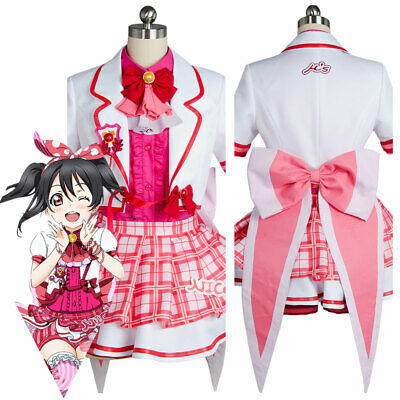 Love Live! SIF Niko Nico Yazawa Cosplay Costume Uniform After School Outfit - Sif Costume