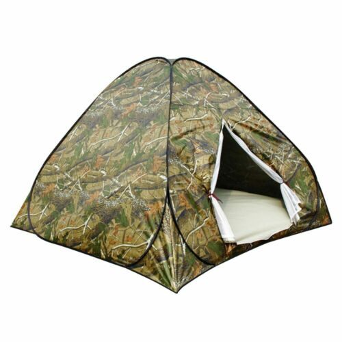 3-4 Person Instant Pop Up Camping Tent Outdoor Family Hiking