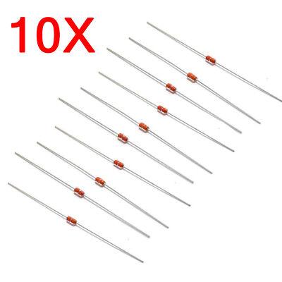 10pcs 100k Ohm Ntc 3950 Thermistor 1 Temperature Sensor 3d Printer Mk2b Reprap