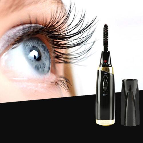 Electric Machine Heated Eye Lashes Heated Eyelash Curler Long Lasting Eyelashes