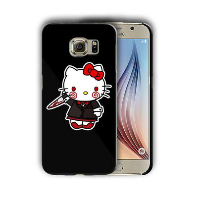 Halloween Hello Kitty Samsung Galaxy S4 5 6 7 8 9 10 E Edge Note 3 Plus Case 24 (Hello Kitty E Halloween)