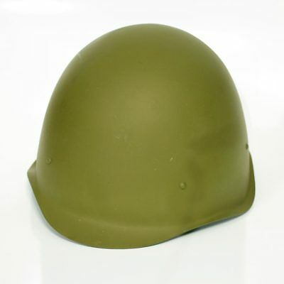 Soviet / Red Army Helmet SSh-40/42 (such was used during WW2).