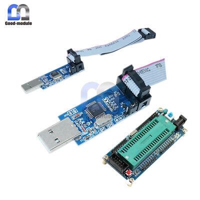 Atmega16 Isp Minimum Avr System Board Atmega32 Usb Isp Usbasp Programmer Cable