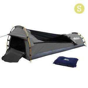 Biker Swag Camping Single Swags Tent Biking Rip Stop Canvas Car Sydney City Inner Sydney Preview