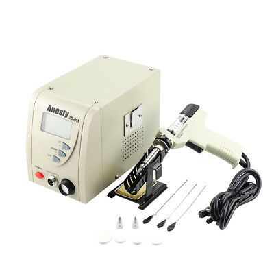 Pro Digital Desoldering Rework Station Zd-915 480 Iron Gun Built-in Vacuum Pump