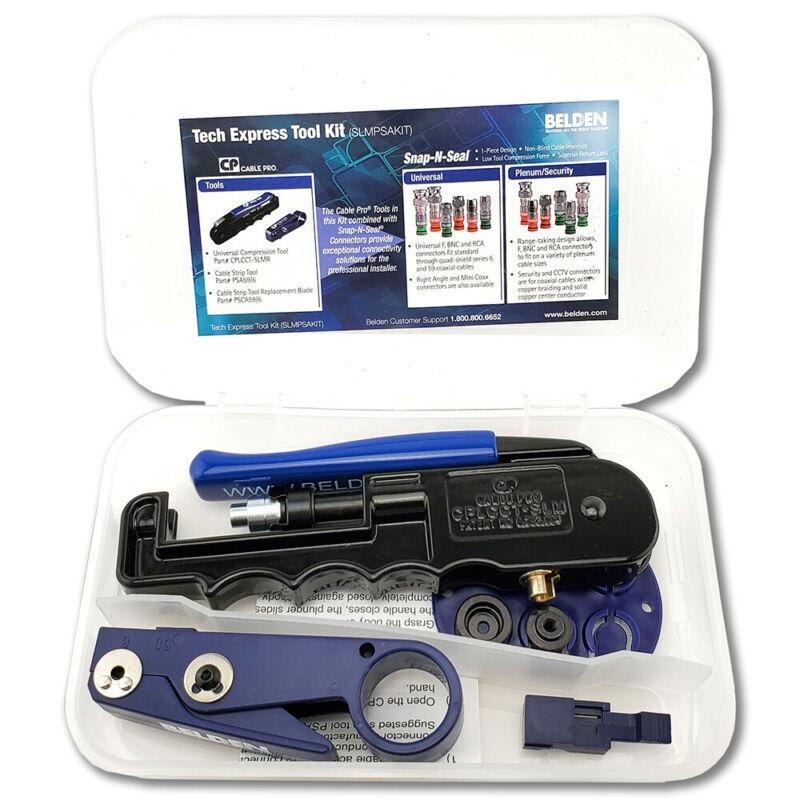 Belden Tech Express Tool Kit (SLMPSAKIT)