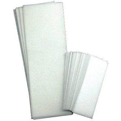 FantaSea Strips Non Woven Facial And Body Wax 100 Strips, 50 Small Large