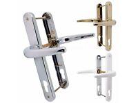 Assorted Avocet Platinum Door Handles - Lever/Lever Handle (inline)