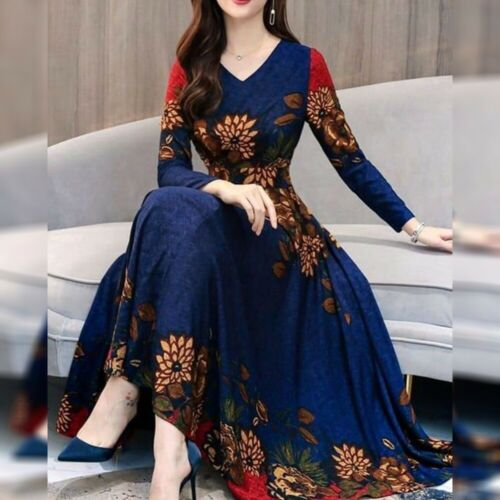 PARTY ANARKALI GOWN DESIGNER WOMEN SUIT INDIAN SALWAR KAMEEZ DRESS PARTY
