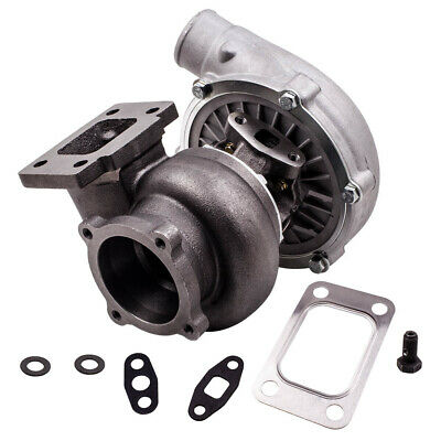 Turbocharger GT30 GTX3071R GT3071R GT3076 Turbo charger 4 bolts exhaust flange