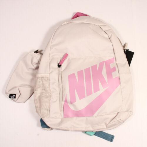 Nike Swoosh Logo Elemental Backpack With Pencil Case Ba6030 104