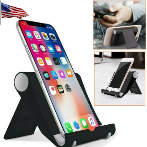 Universal Desk Stand Holder Cradle For iPhone Samsung Cell P