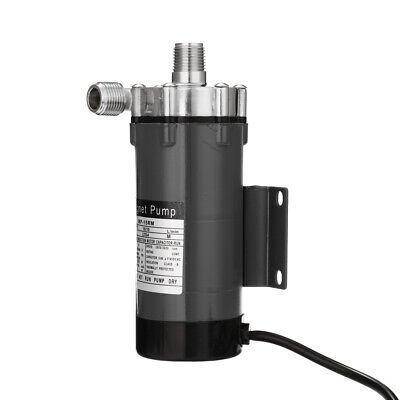 Beer Home Brewing Stainless Steel Magnetic Pump Homebrew Food Grade High U9s3
