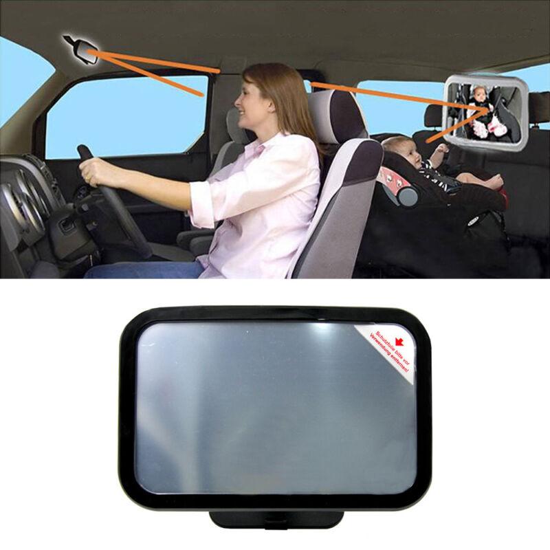 Rücksitzspiegel Baby Kind für Auto Sicherheit Reboard Rückspiegel 35 x 20 x 4cm