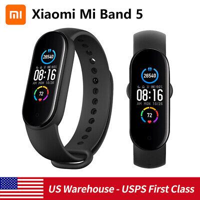 Xiaomi Mi Band 5 AMOLED Smart Fitness Watch Heart Rate Monit