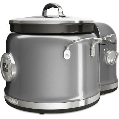 Kitchenaid KMC4244SS 4-quart qt Multi-Cooker Stir Tower Stainless slow-cooker