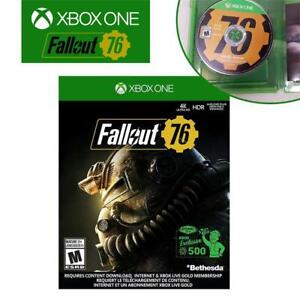 NEW Fallout 76 - Xbox One - Standard Edition Condtion: New open box, Xbox One,Standard Edition