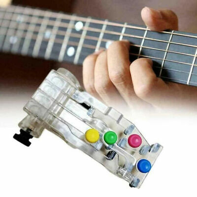 Acoustic Guitar  Teaching Aid Guitar Learning System Aid Accessories