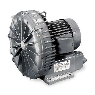 Fuji Electric Vfc400p-5t Regenerative Blower1.00 Hp98 Cfm