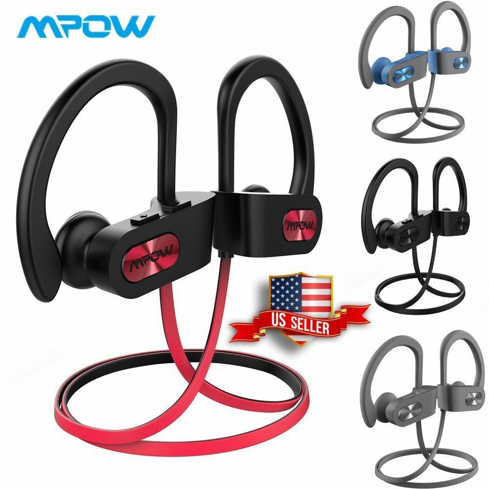 🎧 Mpow Flame Bluetooth Headphones Waterproof IPX7 Wireles