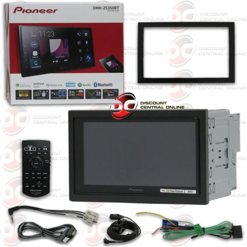 """PIONEER 2DIN 6.8"""" CAR STEREO W/ APPLE CARPLAY ANDROID AUTO BLUETOOTH"""