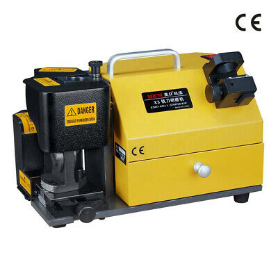 End Mill Grinder Sharpener Mr-x3 Grinding Sharpening Machine 4-14 Mm Ce