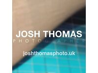 Experienced photographer for all occasions; wedding, parties and portraits etc