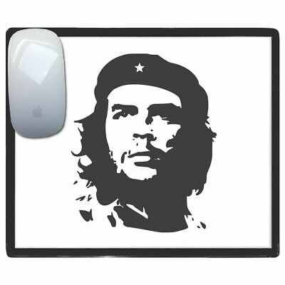 Che Guevara - Thin Pictoral Plastic Mouse Pad Mat Badgebeast