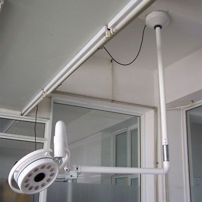 36w 1000mm Ceiling Mounted Surgical Medical Exam Light Cold Light No Rotation