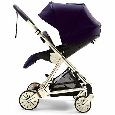 Mamas & Papas Urbo2 Stroller Special Edition Gold Twilight Free Shipping! Urbo 2