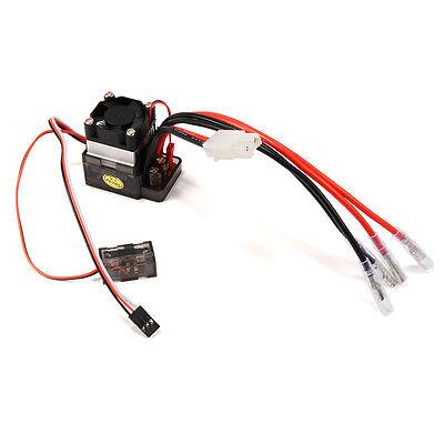 320A Brushed Bürste Fahrregler ESC LKW Auto Boot 7.2V-16V für 1/8 1/10 RC191
