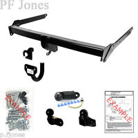 Towbar For Ford Focus C-max 2003-2007 - Fixed Flange Tow Bar (bolted Neck) - pf jones - ebay.co.uk
