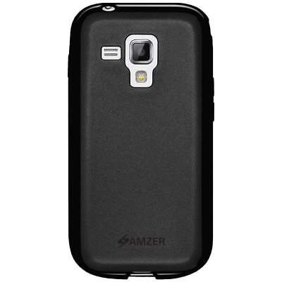 Used, AMZER PUDDING TPU SKIN FIT BACK CASE COVER FOR SAMSUNG GALAXY S DUOS S7562 for sale  Shipping to India