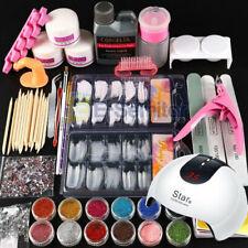 uk sale  acrylic nail starter kit acrylic powder liquid
