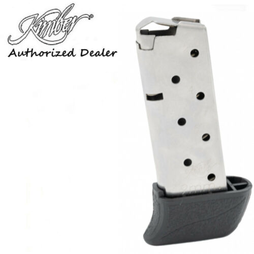 Kimber Micro 9, 9mm 8 Round Magazines 1200529A   1200848A