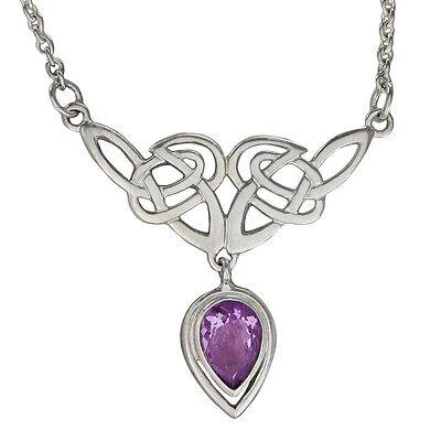 celtic moonstone necklace - 400×400