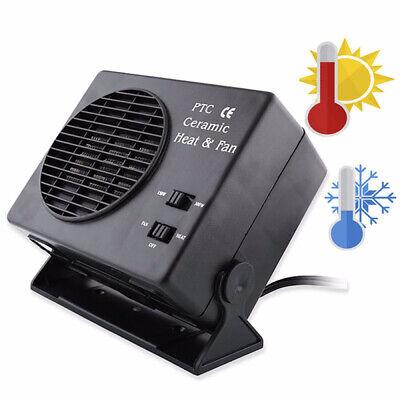 Auto Car Truck Fan Heater Portable Window Defroster 12V 150W-300W Vehicle