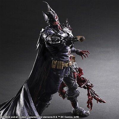 Square Enix DC Comics Play Arts Kai Batman Rogues Gallery Two Face Action Figure