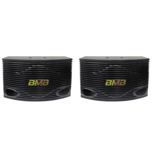 """BMB CSN-300 300W 8"""" 3-Way Karaoke Speakers (Pair)"""