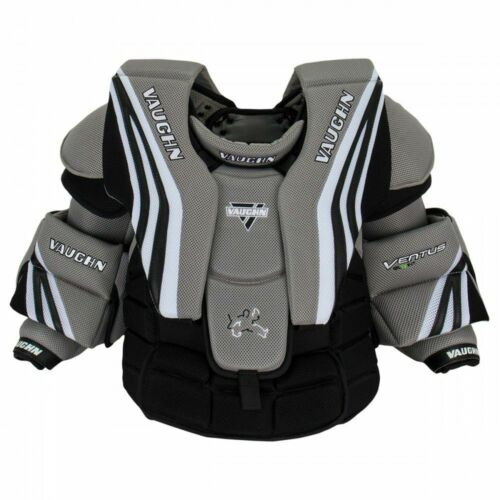 New Vaughn Ventus SLR goalie chest/arm protector Int XL intermediate ice hockey