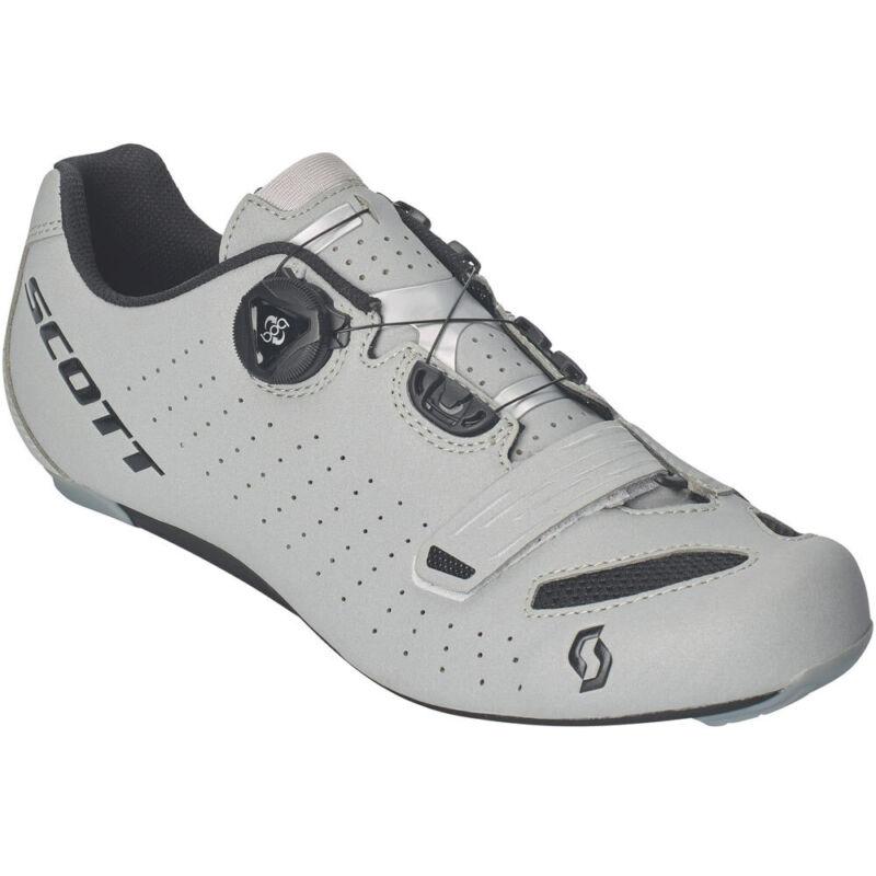 Scott Road Comp Boa Shoes 44 Reflective Black